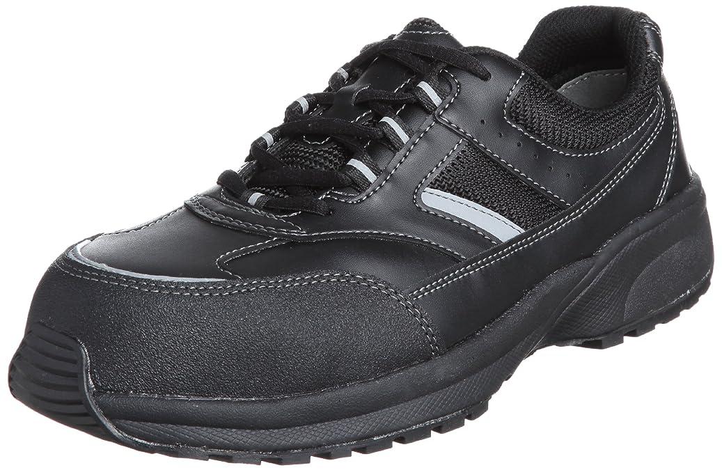 暖かく羊の独裁者[ミドリ安全] 安全作業靴 JSAA認定 踏み抜き防止版入り プロスニーカー SL603 P5 メンズ