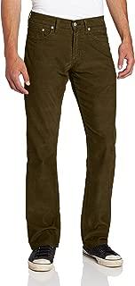 Men's 514 Straight Corduroy Pant