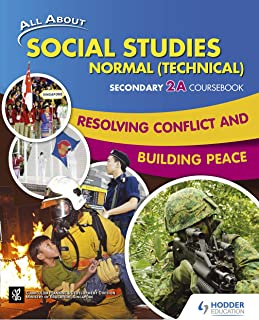 All About Social Studies NT Sec 2A- Resolving Conflict and Building Peace