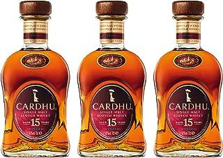Cardhu 15 Years/Jahre, 3er, Single Malt, Whisky, Scotch, Alkohol, Alokoholgetränk, Flasche, 40%, 700 ml, 715328