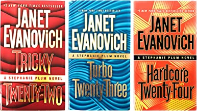 Stephanie Plum Set #7 - (Novels: Tricky Twenty-two, Turbo Twenty-three & Hardcore Twenty-four) (MassMarket Paperback)