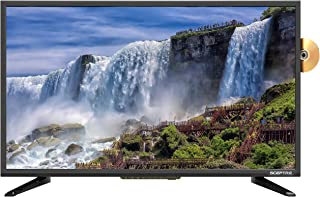 "Sceptre 32"" 1080p FHD LED TV-DVD combo HDMI VGA USB MEMC 120, Machine Black"