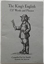 King's English: Seventeenth Century Words and Phrases
