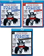 Untold History of the United States Part 1: World War II (Blu Ray) Part 2: Cold War Part 3: Reagan CHAPTER 1: WW II - Narrated by Oliver Stone