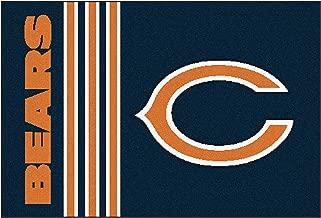 FANMATS NFL Chicago Bears Nylon Face Starter Rug