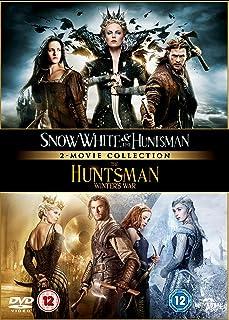 Snow White And The Huntsman/The Huntsman - Winter's War [Edizione: Regno Unito] [Reino Unido] [DVD]