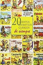 Download Book 20 cuentos infantiles clásicos de siempre (Spanish Edition) PDF