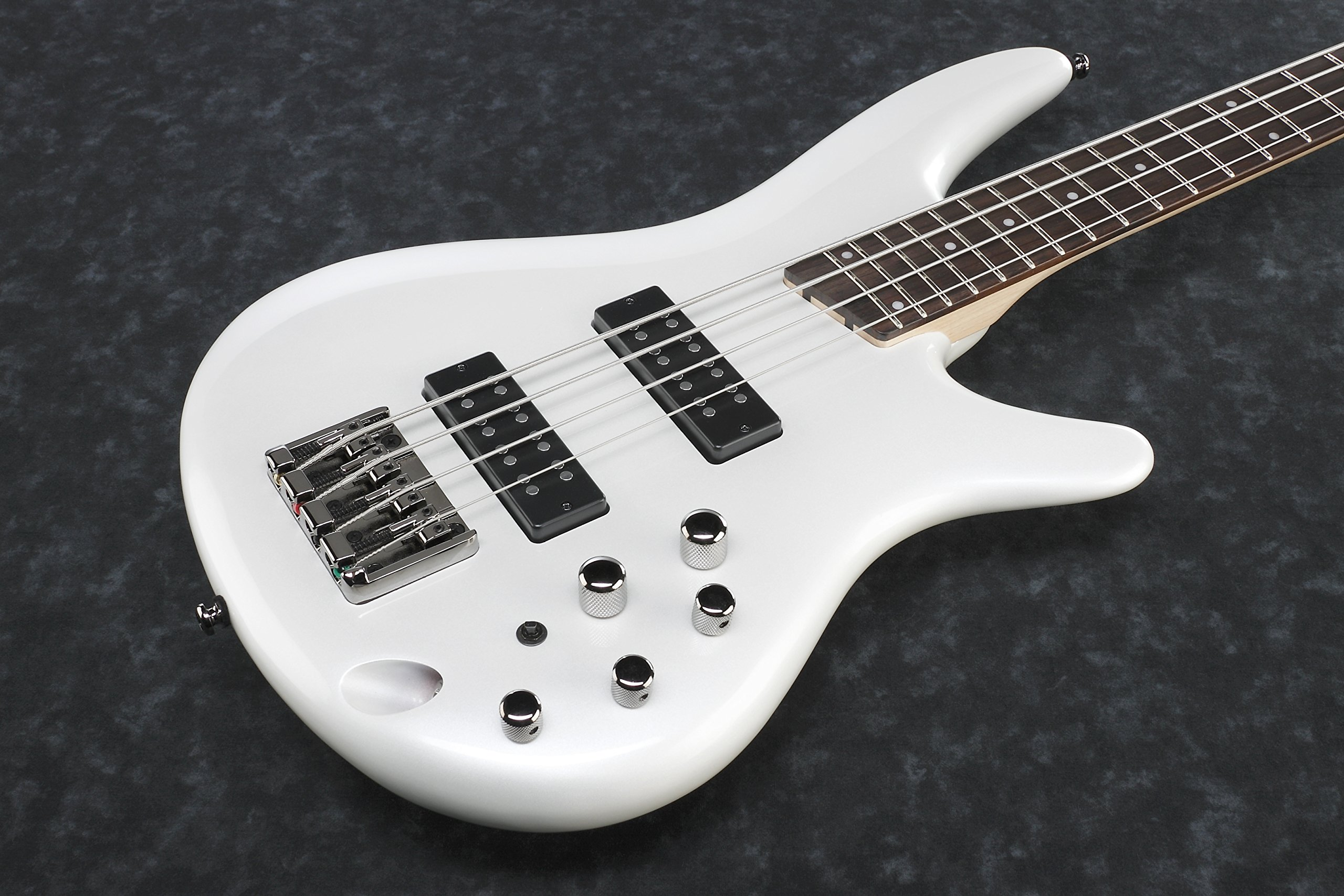 Ibanez SR300E Electric guitar 4cuerdas Blanco: Amazon.es: Electrónica