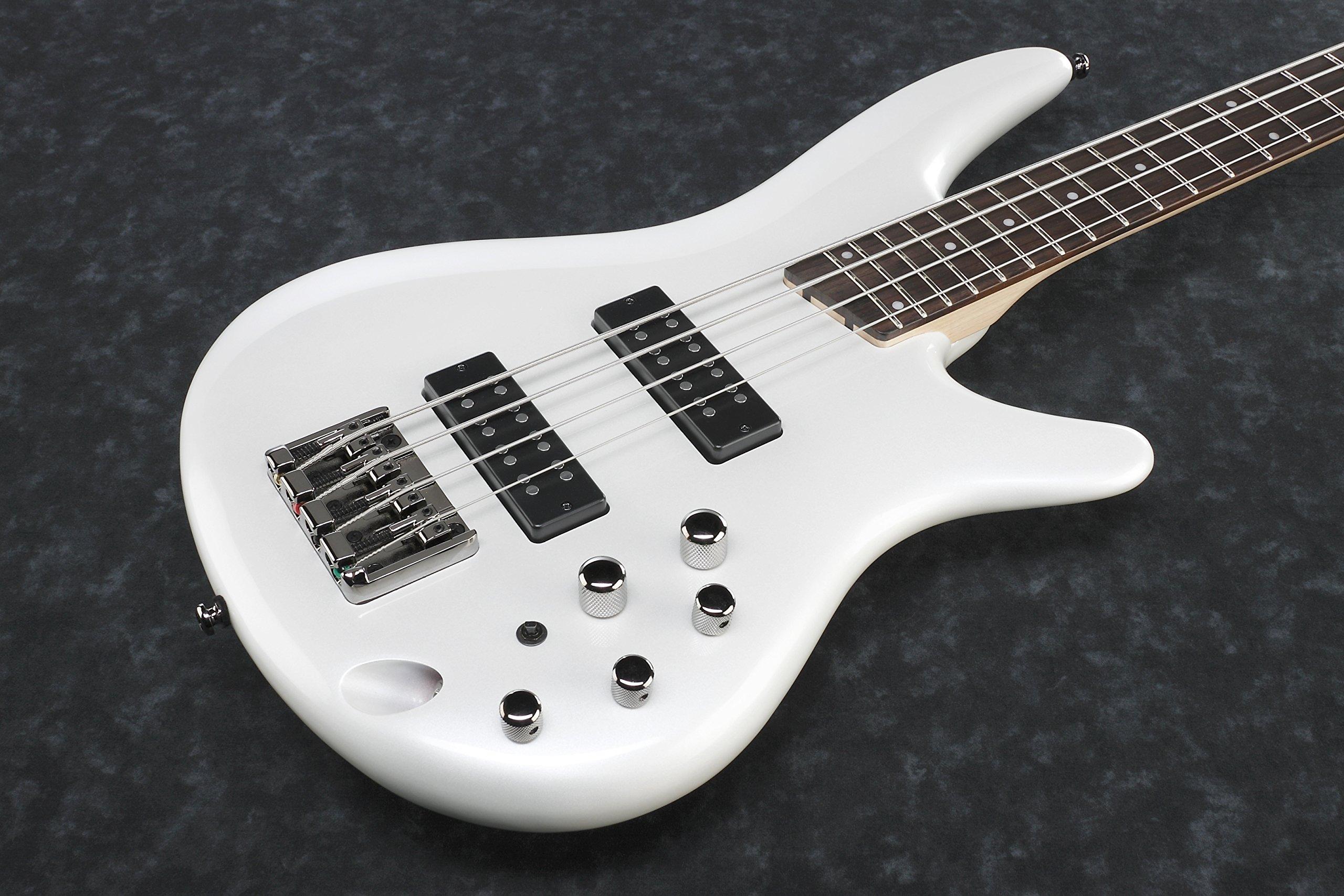Ibanez SR300E Electric guitar 4cuerdas Blanco: Amazon.es: Electrónica