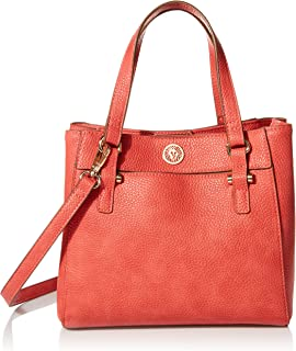 Anne Klein Triple Compartment Satchel