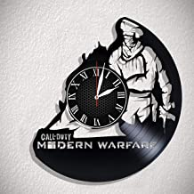 Call of Duty Modern Warfare 2 Video Game Design Wall Clock, Call of Duty Gifts for Every Occasion