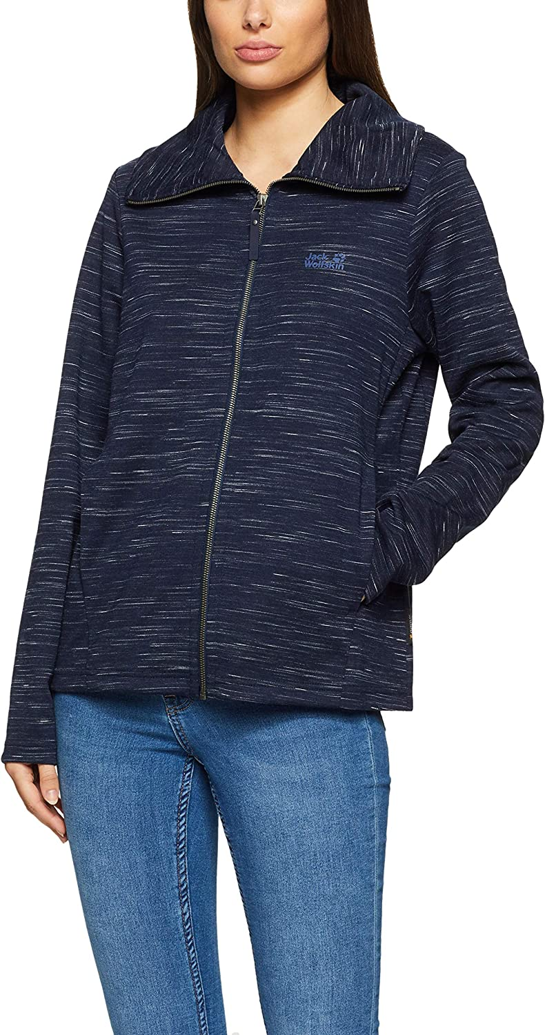 Jack Wolfskin Women's Oceanside Jacket Women Sweatshirts