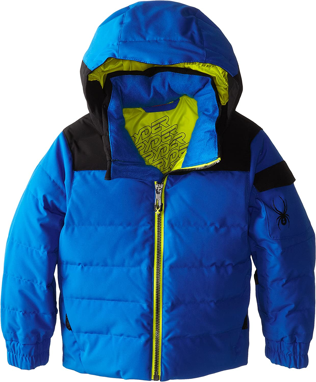 Spyder Boys Mini Clutch Jacket