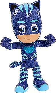 PJ Masks Deluxe Talking Figure, Catboy, Blue, One Size