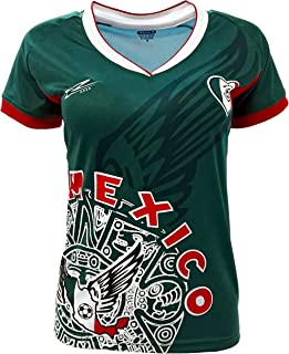 Mexico Slim Womens Soccer Jersey Exclusive Desin