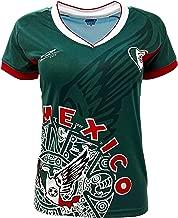 jersey seleccion mexicana mujer