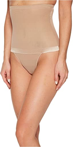 Yummie - Elegant Edge High-Waisted Thong