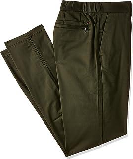 Tommy Hilfiger Men's Pants, Black (Rosin)