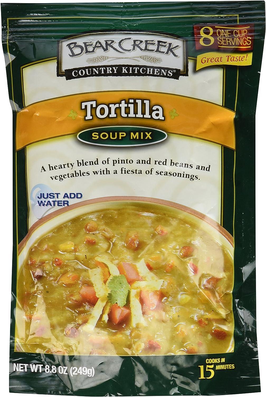 Max 75% OFF Max 53% OFF Bear Creek TORTILLA Soup 3 Pack Mix 8.8oz
