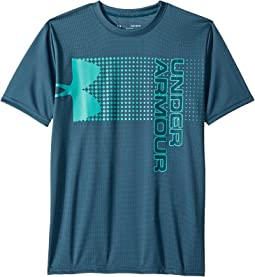 Under Armour Kids - Crossfade Tee (Big Kids)