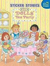 The Dolls' Tea Party (Sticker Stories)