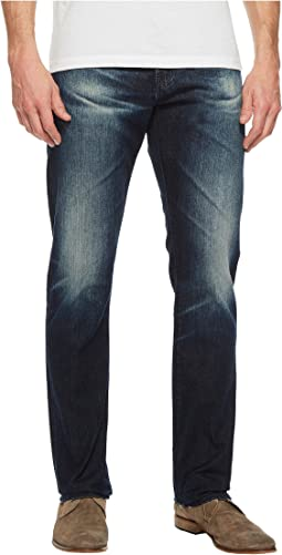 AG Adriano Goldschmied - Everett Slim Straight Leg Denim in 3 Years Trentwood