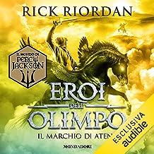 Il marchio di Atena: Eroi dell'Olimpo 3