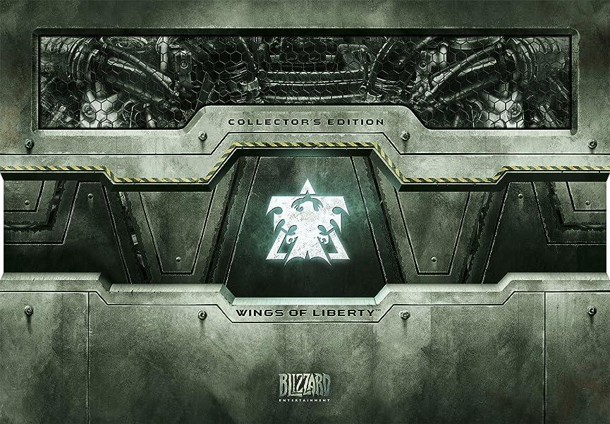 シーケンス手書き農民Starcraft 2: Wings of Liberty Collector's Edition (輸入版)