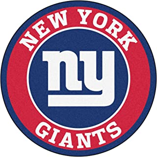 FANMATS 17968 NFL New York Giants Roundel Mat