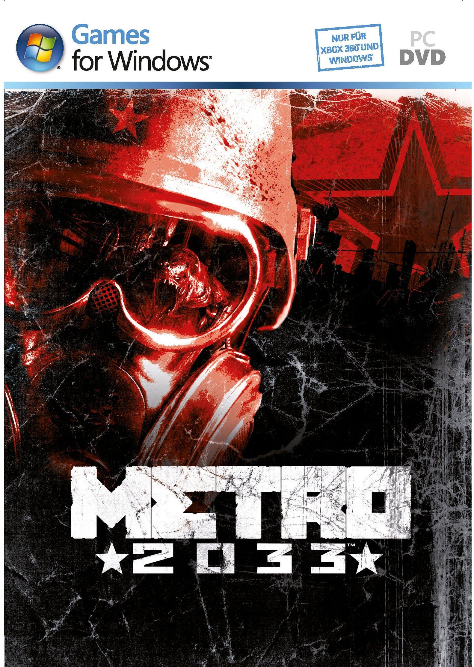 THQ Metro 2033 - Juego (PC, FPS (Disparos en primera persona), SO (Sólo Adultos)): Amazon.es: Videojuegos