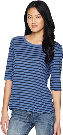 Rivera Stripe Swing Tee