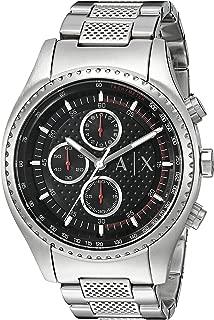 Armani Exchange Men's AX1612  Silver  Watch
