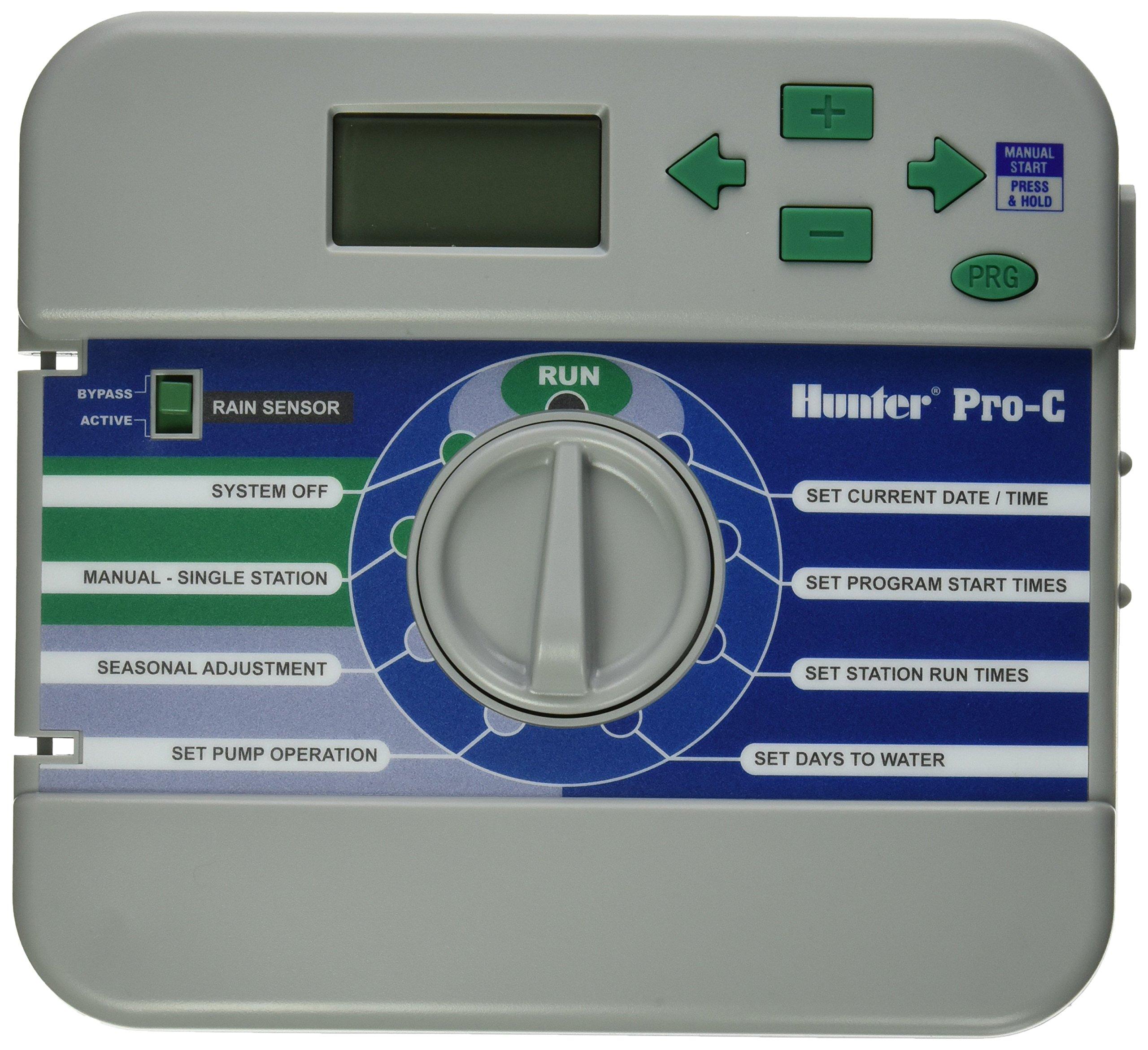 Hunter Sprinklers 526200 Pro C Controller