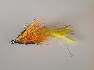 Fliegentom Fly hooks FT7380HQ Pike Streamer 10 Pieces