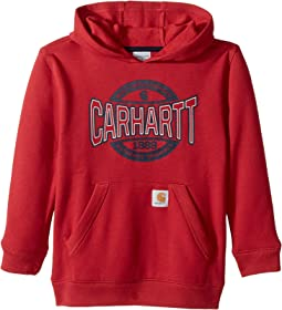 Carhartt Kids - Authentic Original Sweatshirt (Little Kids)