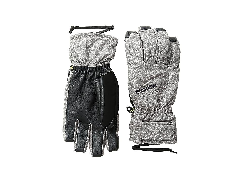Burton Profile Under Glove (Monument Heather) Snowboard Gloves