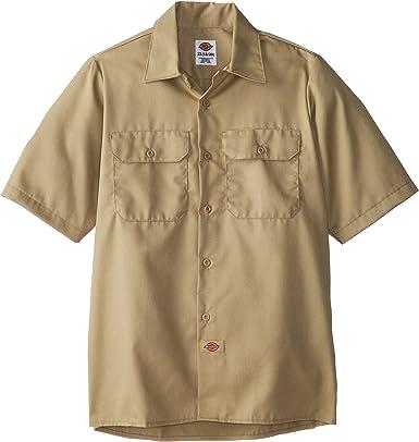 Dickies Camisa de sarga para niños