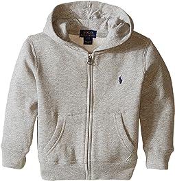 Polo Ralph Lauren Kids Collection Fleece Full-Zip Hoodie (Toddler)