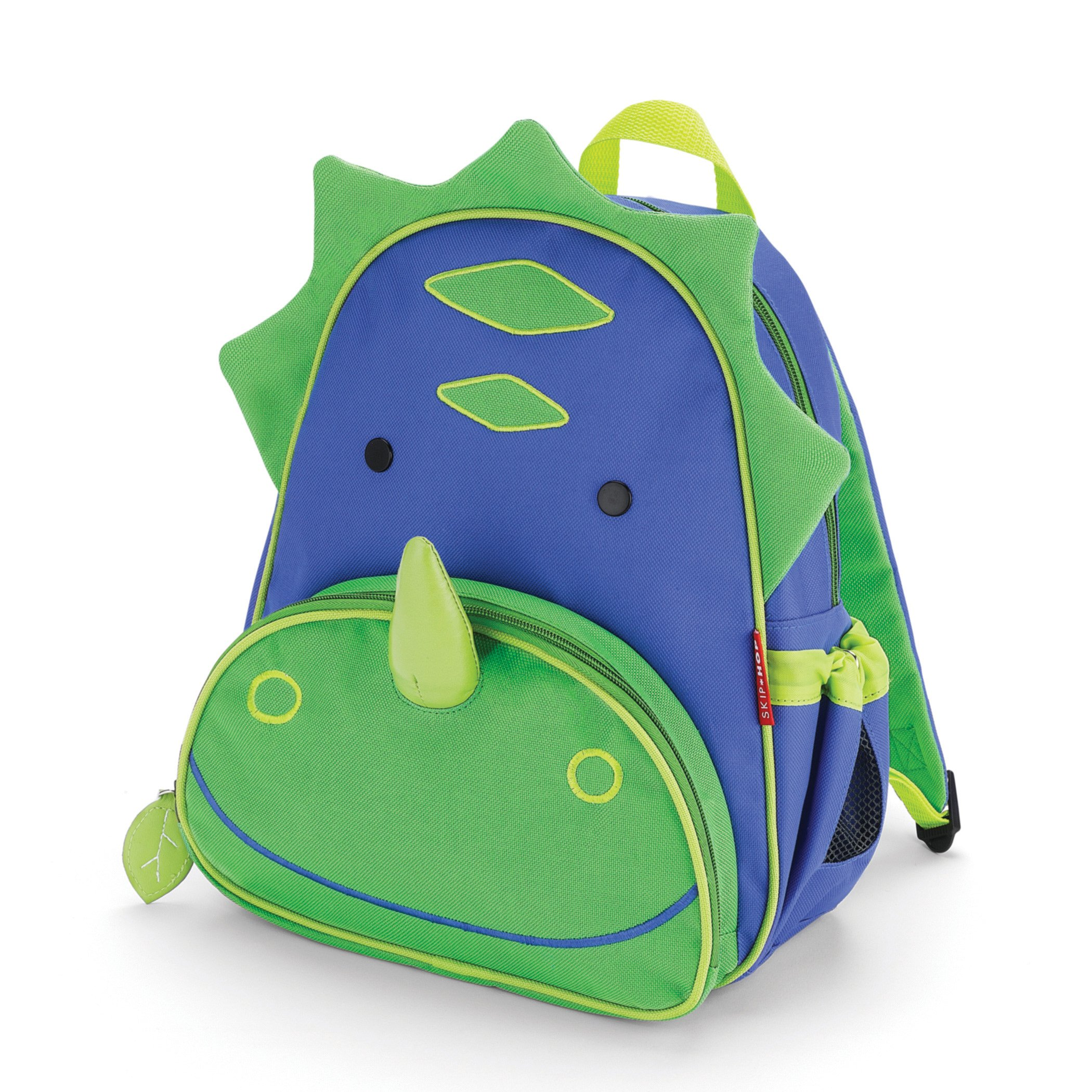 스킵합 공룡 책가방, 12인치 Skip Hop Toddler Backpack, 12 Dinosaur School Bag, Multi