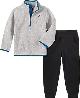 Nautica Boys 2 Pieces Sweater Pullover Pants Set Pants Set