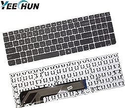 YEECHUN Black US Keyboard for HP Probook 4535S 4530S 4730S Series Replacement P/N: 638179-DJ1 SG-45800-X2A 6037B0059601 9Z.N6MSV.001 6037B0056702 SG-45801-XUA 638179-B31 638179-001