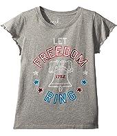 Let Freedom Ring Tee (Toddler/Little Kids/Big Kids)