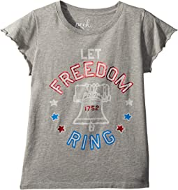 Let Freedom Ring Tee (Toddler/Little Kids/Big Kids)