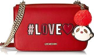 Love Moschino Pu, Borsa con Manico Donna, 6x18x29 Centimeters (B x H x T)