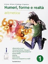 Scaricare Libri Numeri, forme e realtà. Per la Scuola media. Con e-book. Con espansione online: 1 PDF