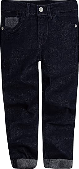 Levi's® Kids - 710 Shine Jeans (Little Kids)