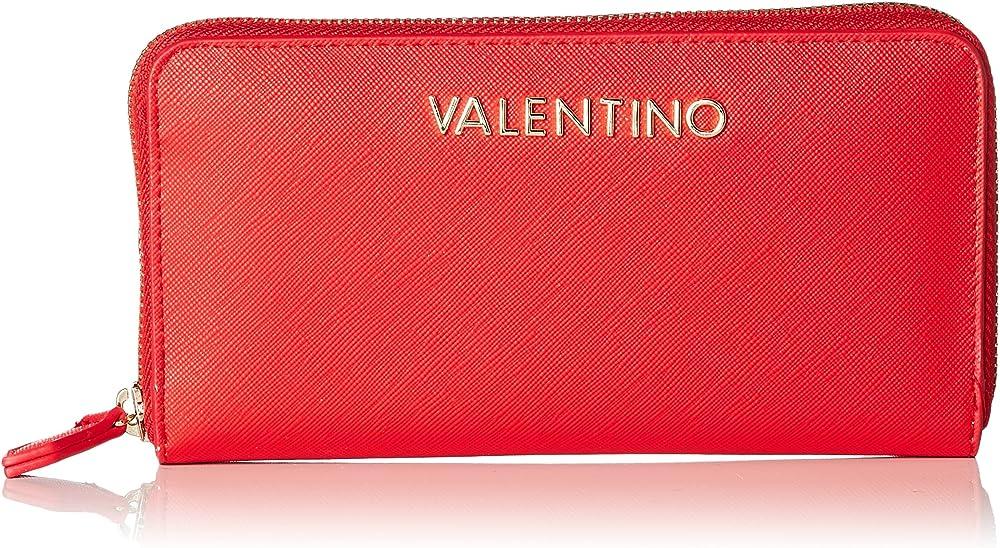 Mario valentino - portafoglio da donna, in pelle sintetica VPS1IJ155