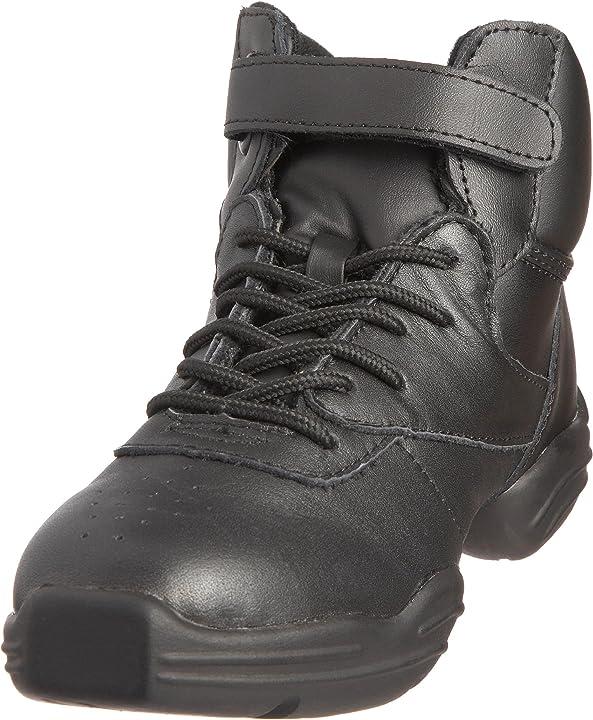 Scarpe capezio ds01 dansneaker, sneaker unisex adulto S000DS01B0MBLK030