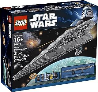 LEGO Star Wars Super Star Destroyer 10221 (Discontinued by manufacturer)