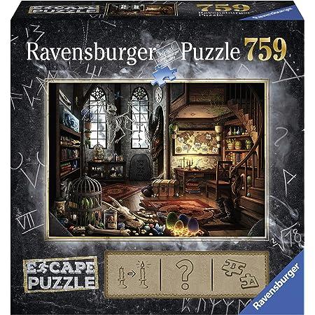 Ravensburger 759 pièces Escape puzzle L'antre du dragon Adulte, 19960, Autre